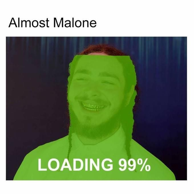 Almost - meme