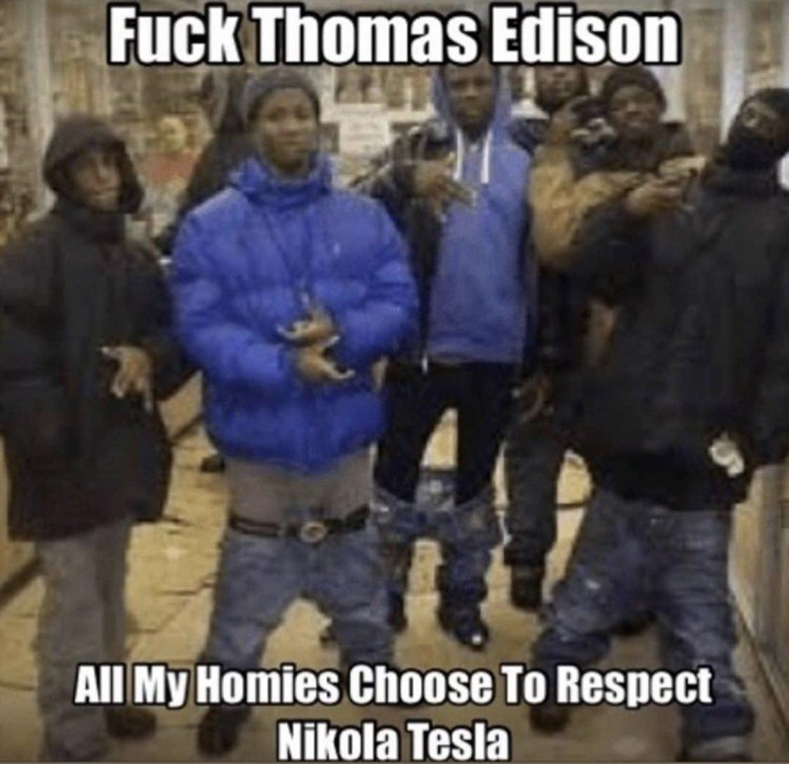 Fuck you Thomas - meme
