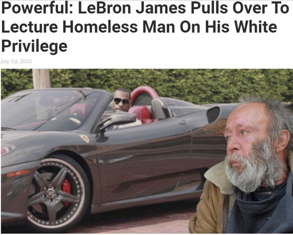 Muh privilege - meme