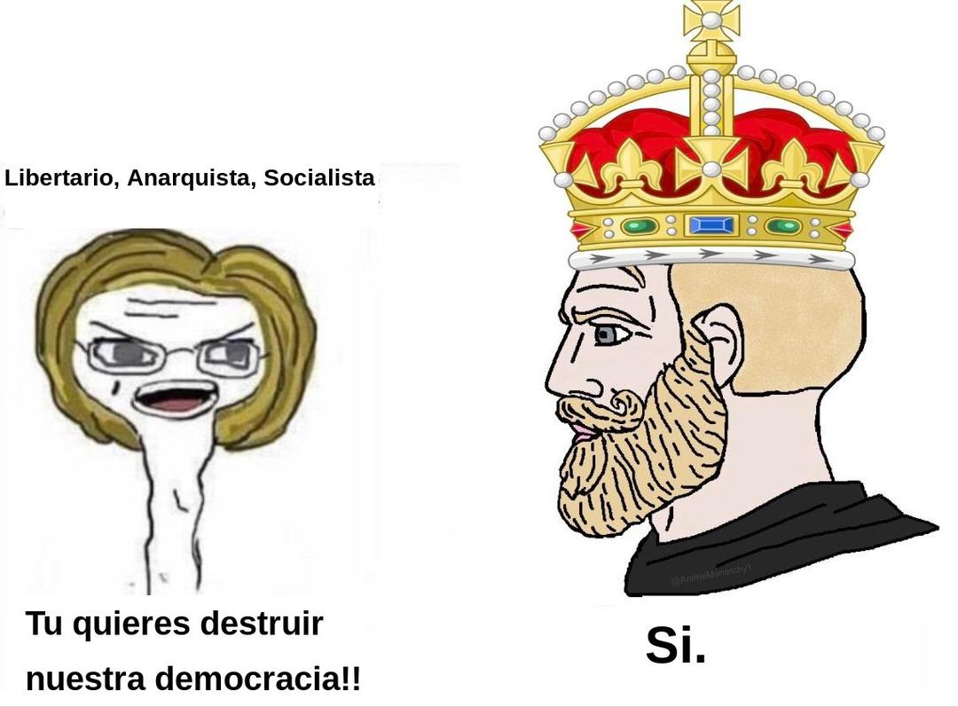 Dios salve al Tsar! - meme