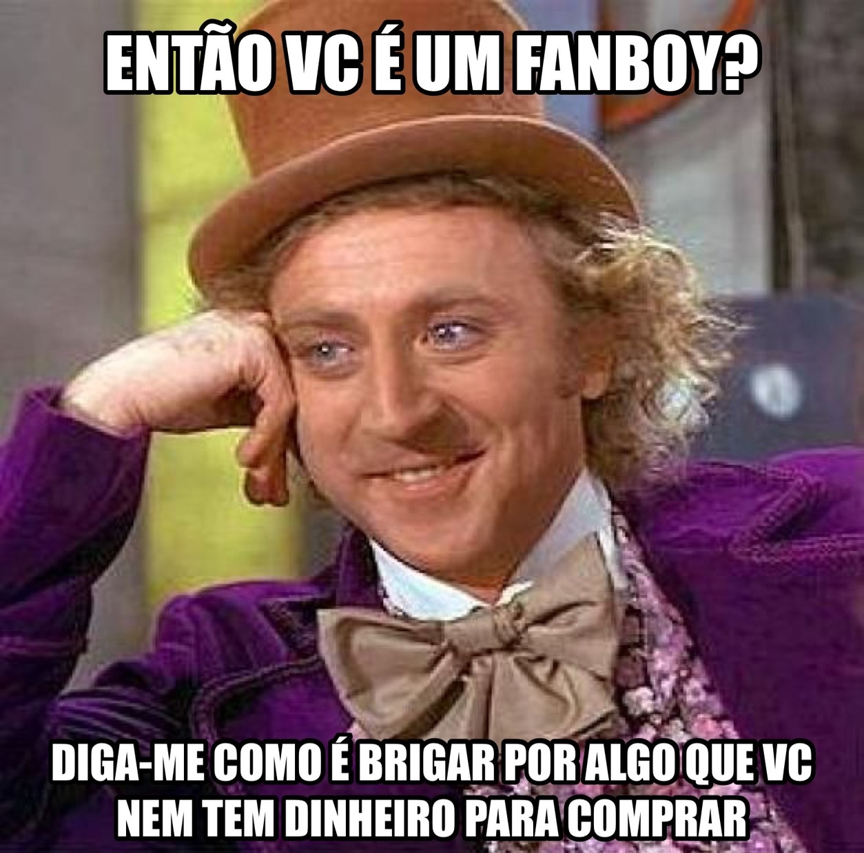 fanboys... - meme