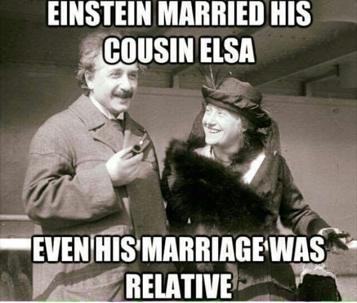 Einstein - meme