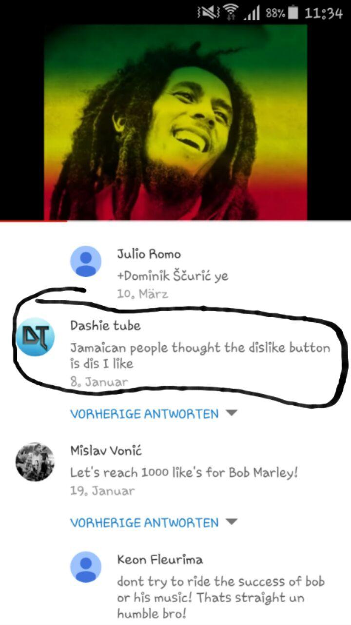 Bob Marley - meme