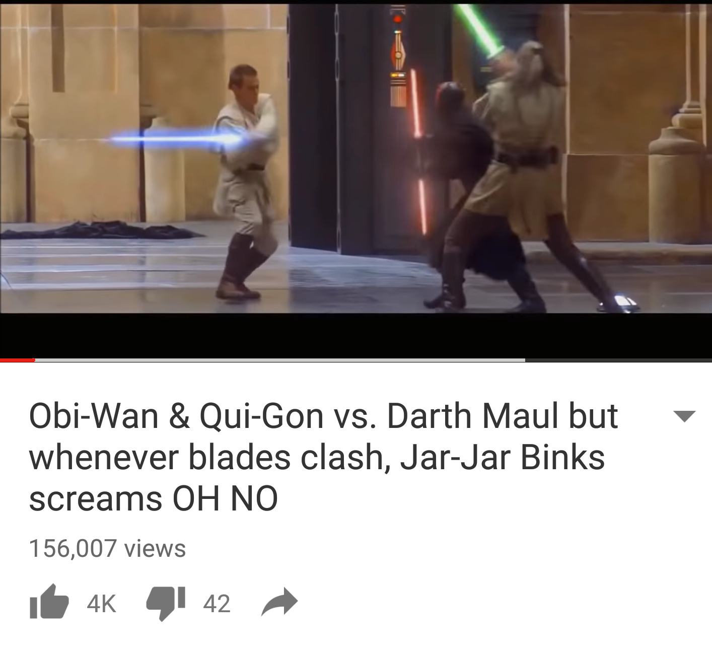 A must watch - meme