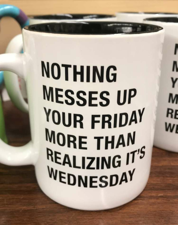 Can't believe it's only fucking Tuesday - meme