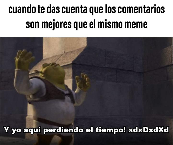 Es verdad - meme