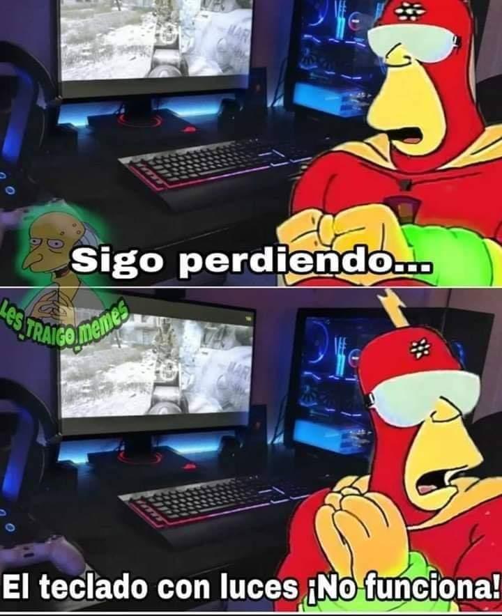 Gamer pro - meme