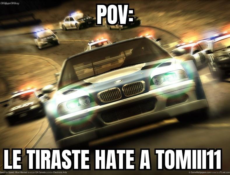Segundo POV - meme