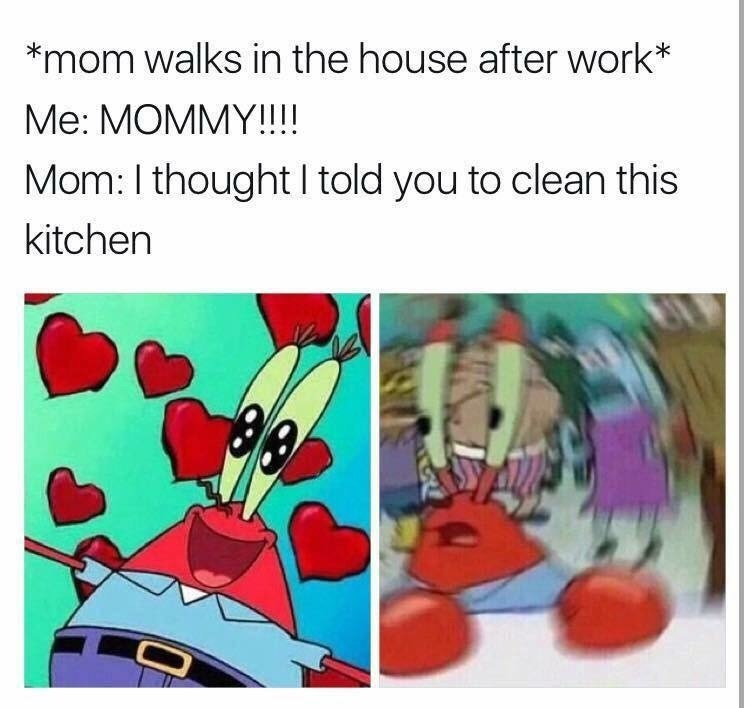 no mommy no - meme
