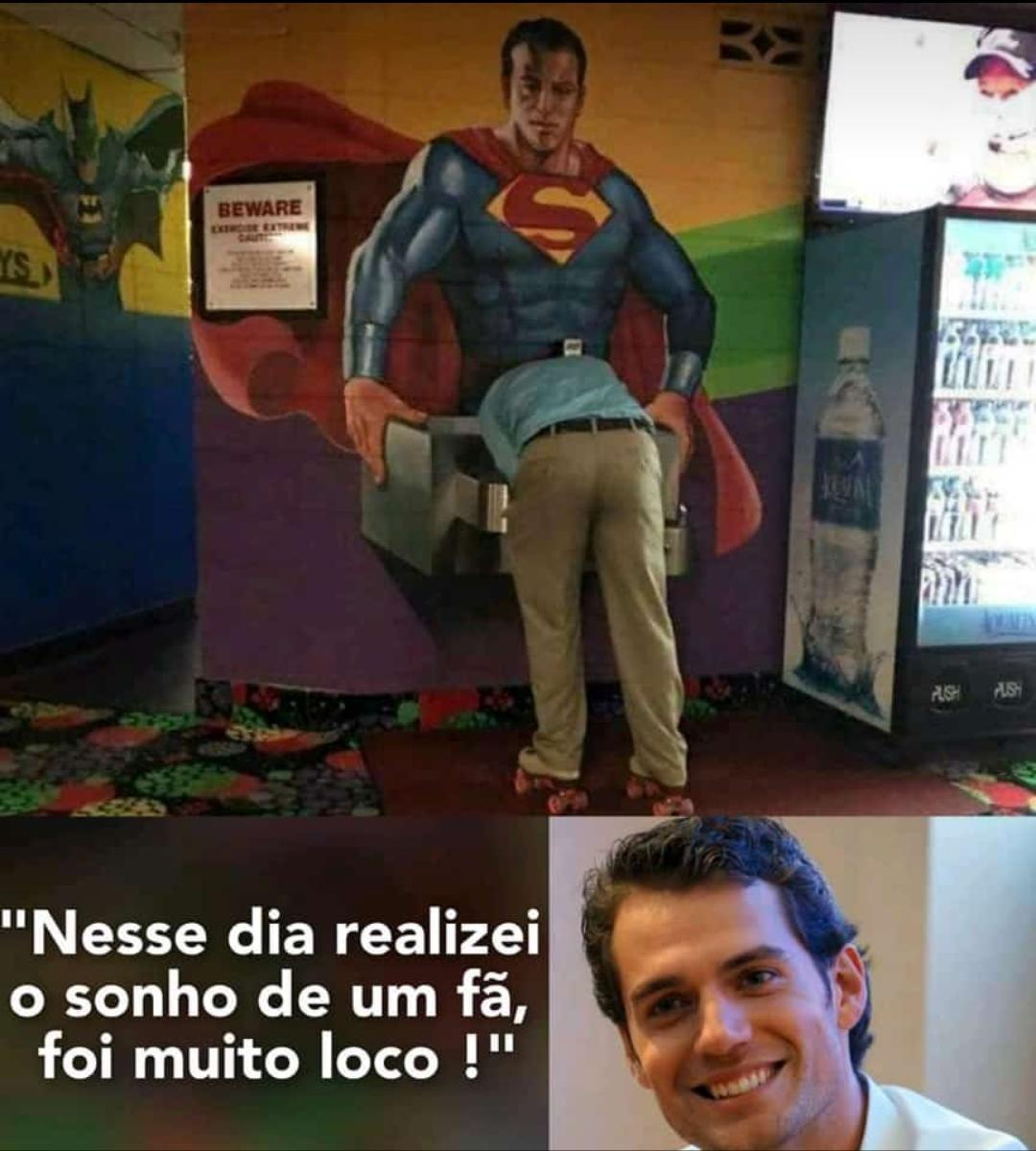 Superboquete - meme