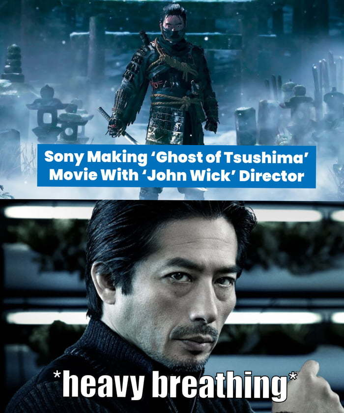 Hollywood's Samurai - meme