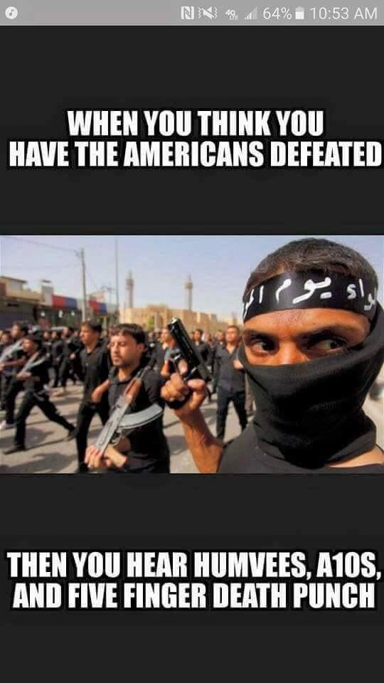 Because America - meme