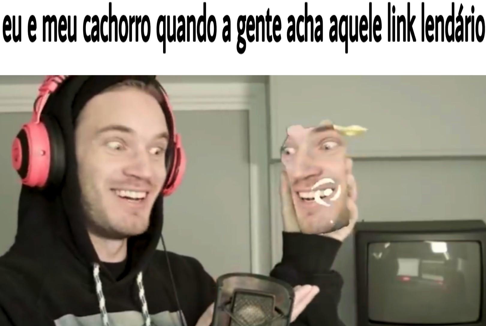 P E W D I E P I E - meme