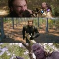 Thanos no brasil