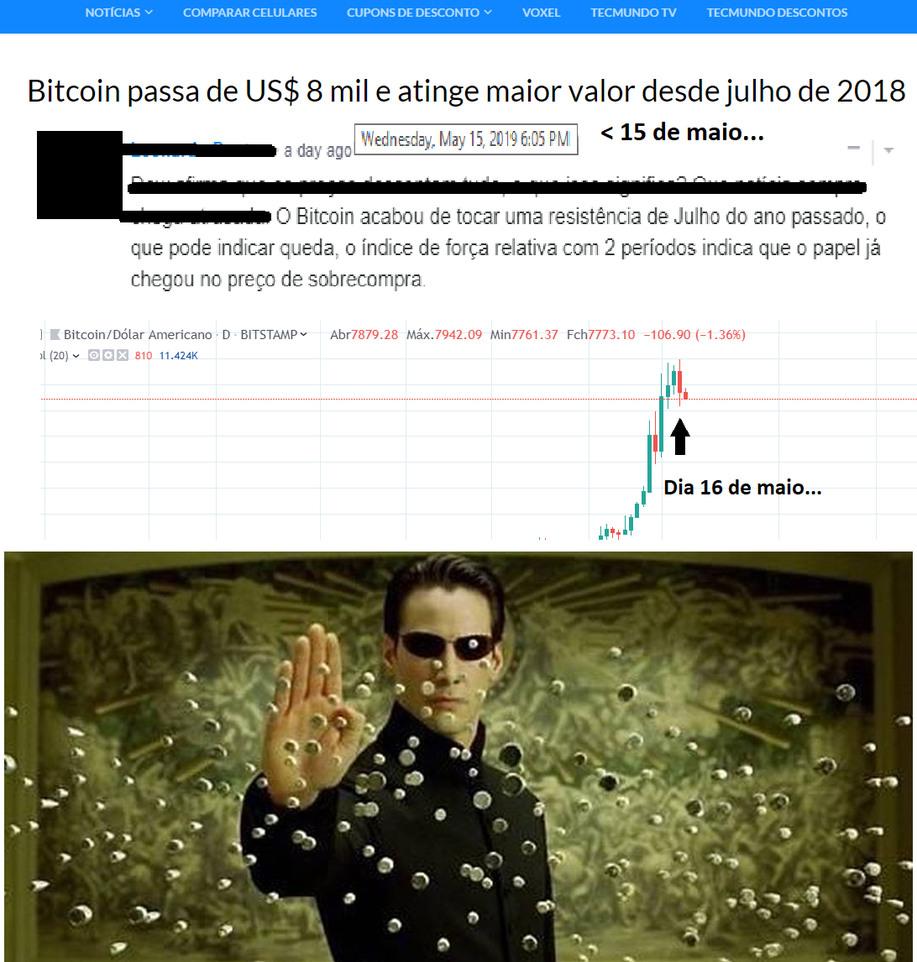 Manipulando a matrix :O - meme