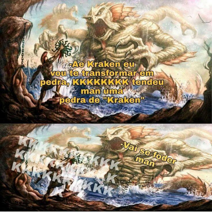 Lula molusco Krakudo - meme