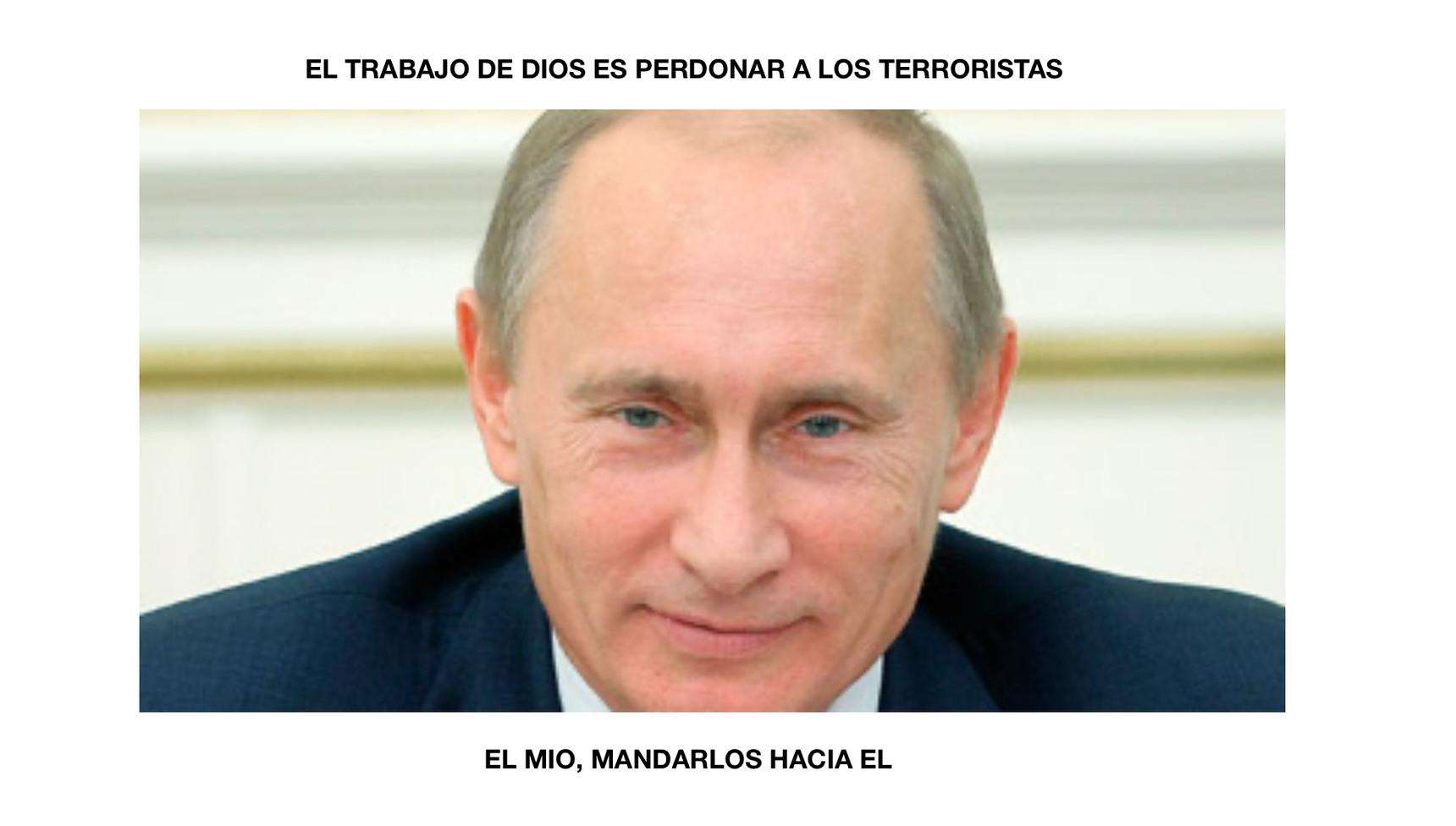 Level 35 Russia Boss - meme