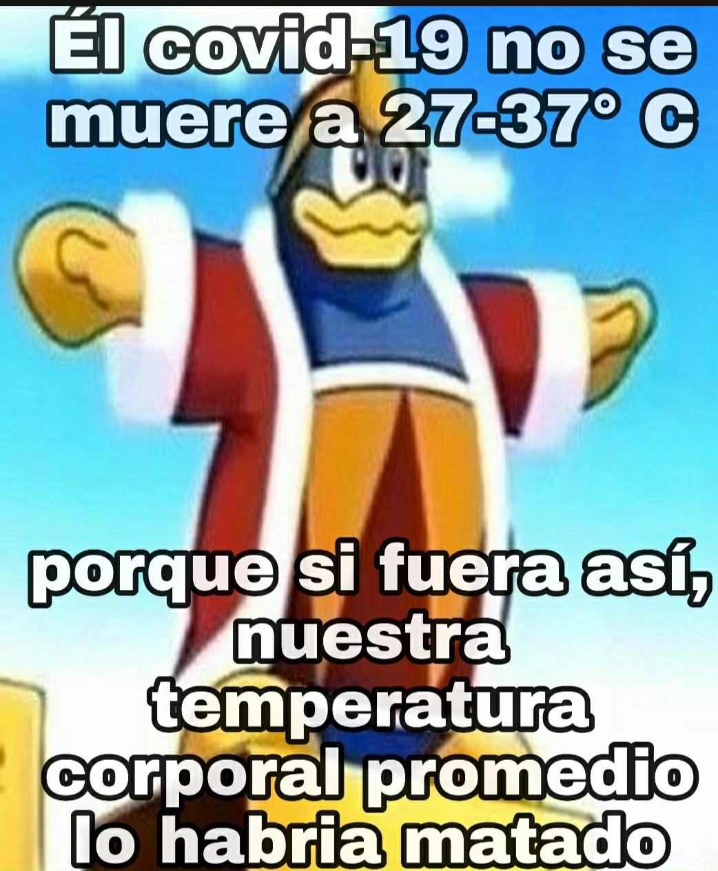 King dedede t pose... - meme
