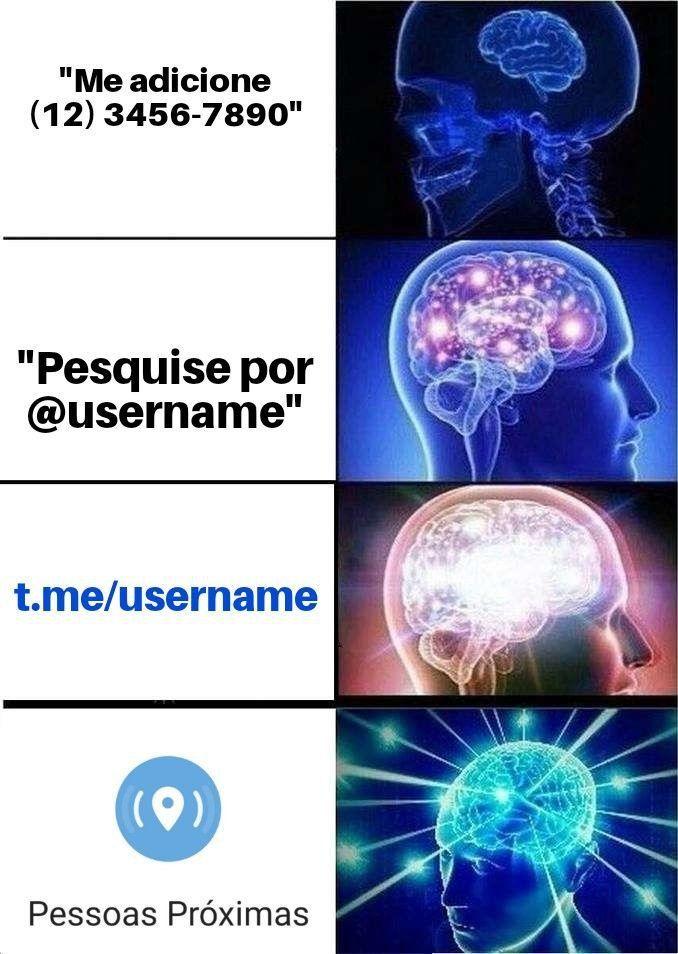Telegram - meme