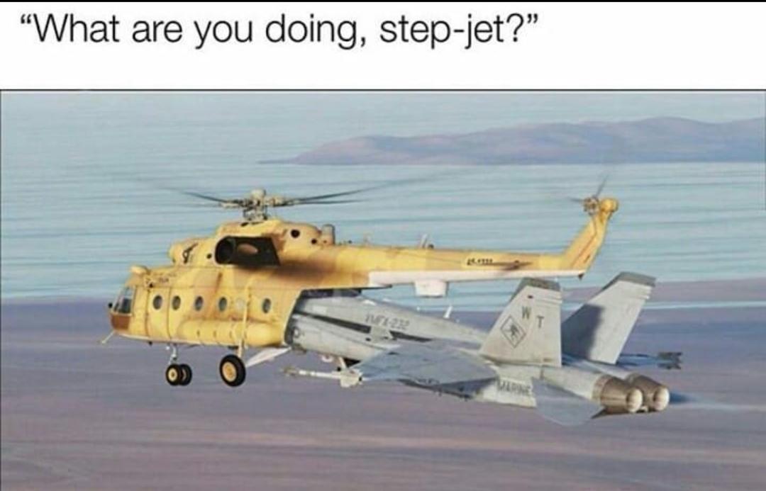 Hmmmm, que bom que eu sou helicoptrosexual - meme