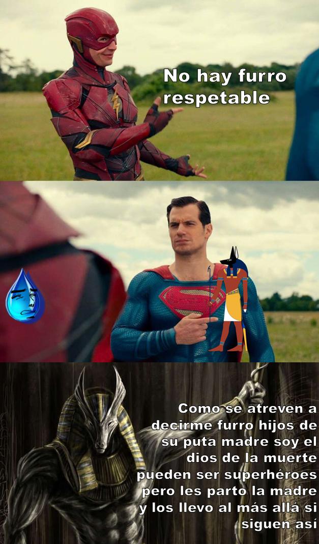 anubis - meme