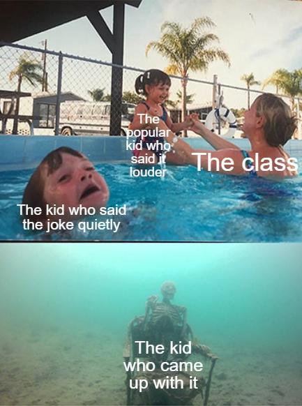 Credit - meme