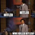 The man who killed Hitler
