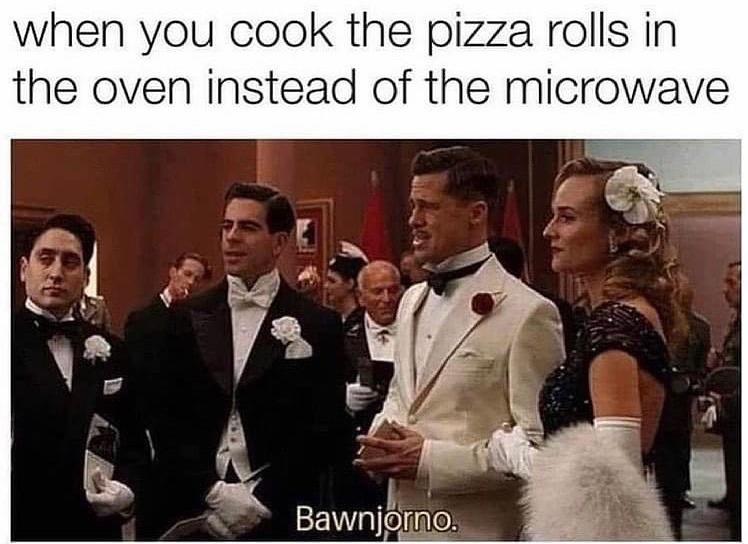bawnjorno - meme