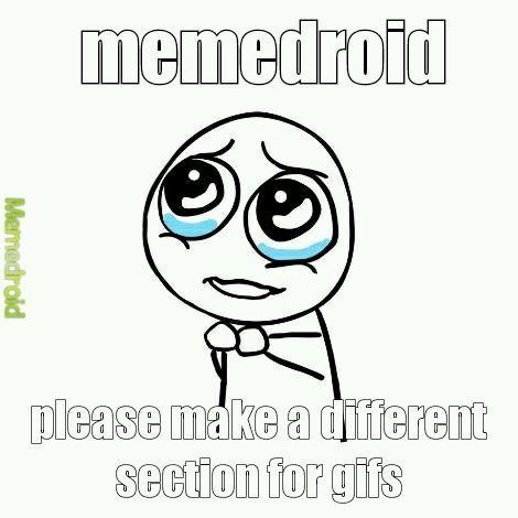 please - meme