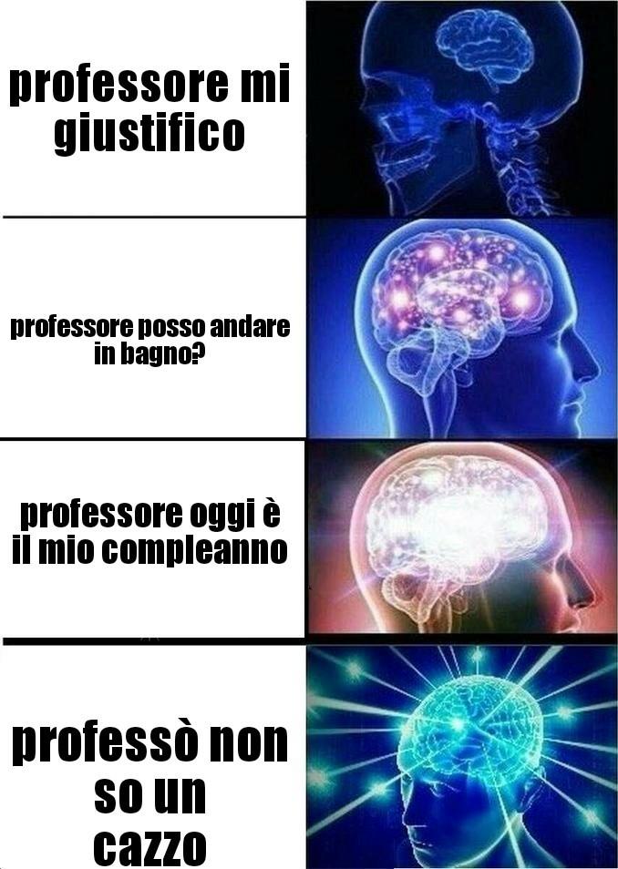 Professò - meme