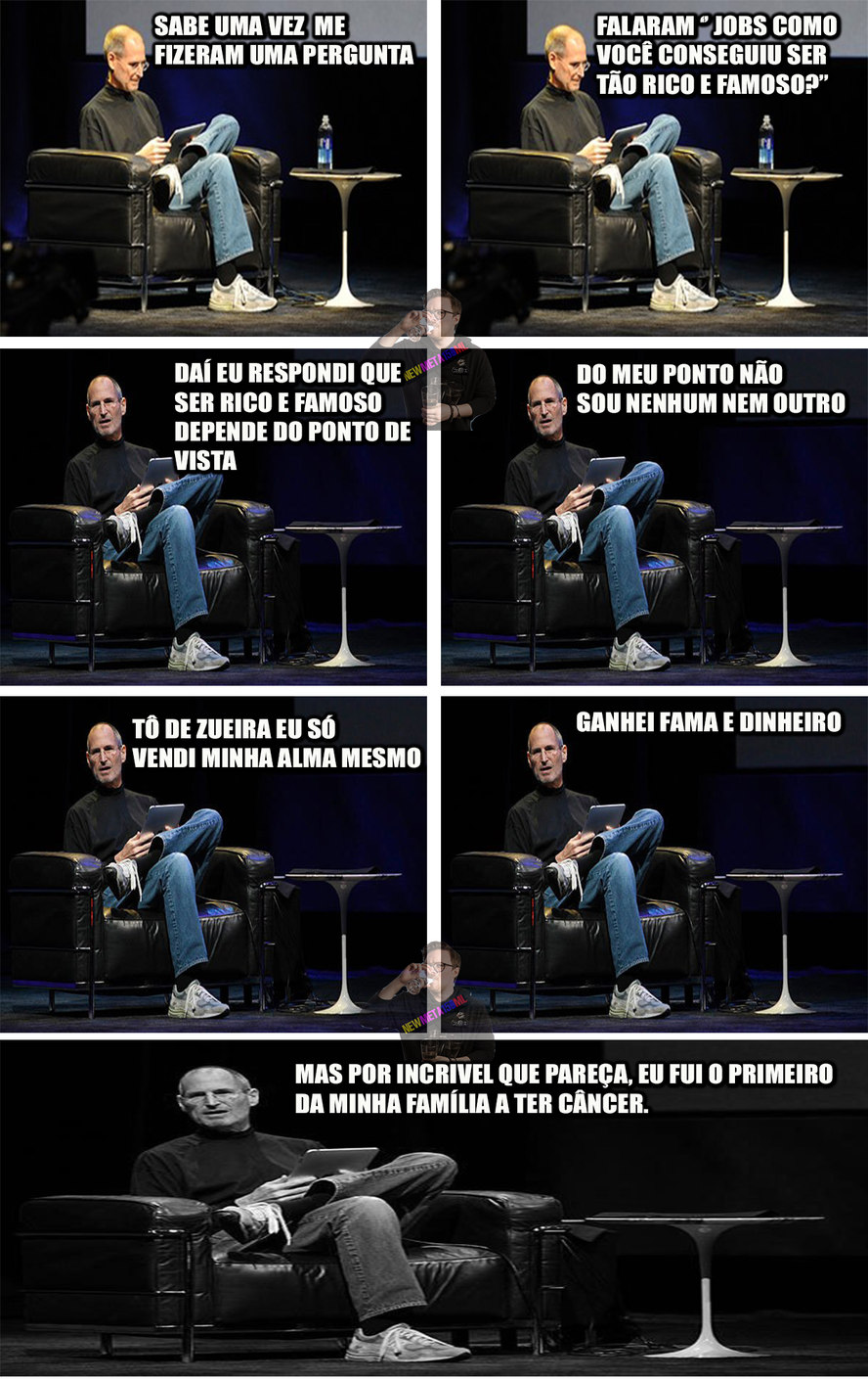 O cara é um gênio - meme