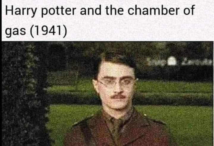 SIR HE A BACK - meme