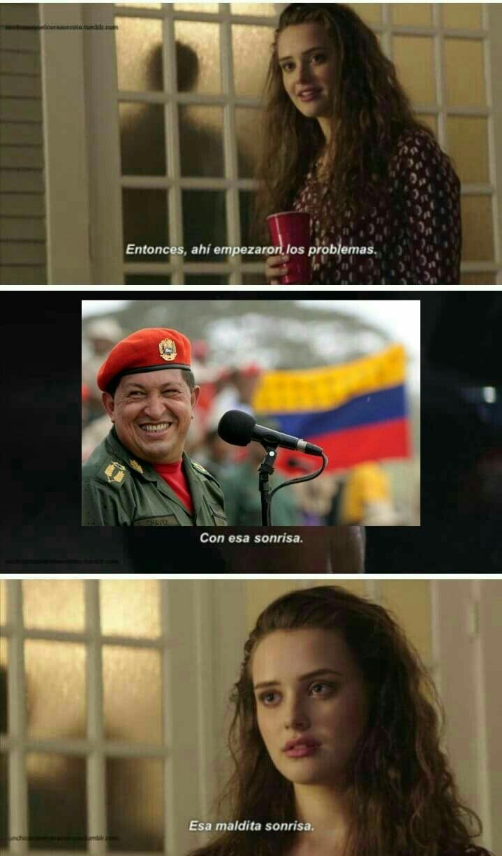 Y fue la ruina de latinoamerica - meme
