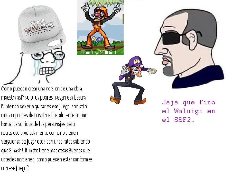 Mucho Texto bro - meme