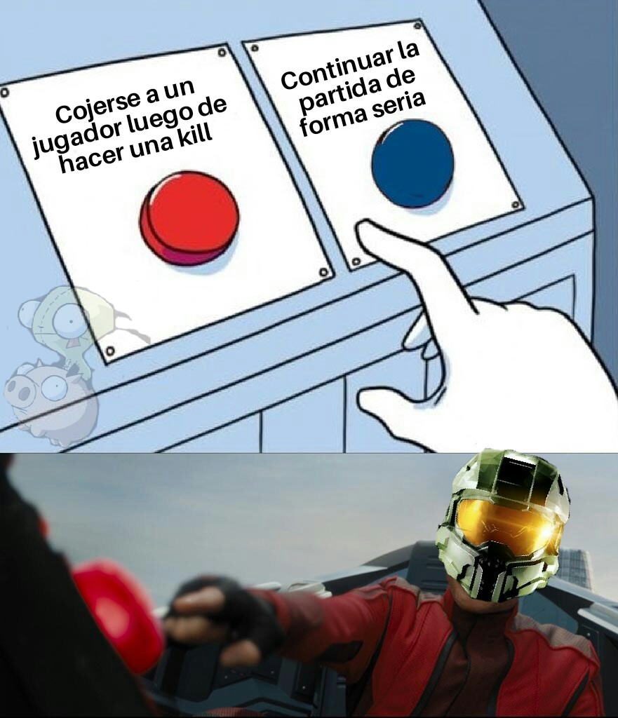 Es inevitable - meme
