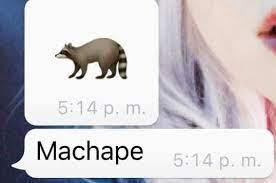 Machape - meme