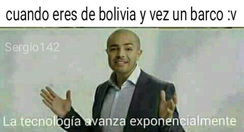 Original (soy boliviano) - meme