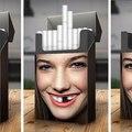 Cool anti smoking ad