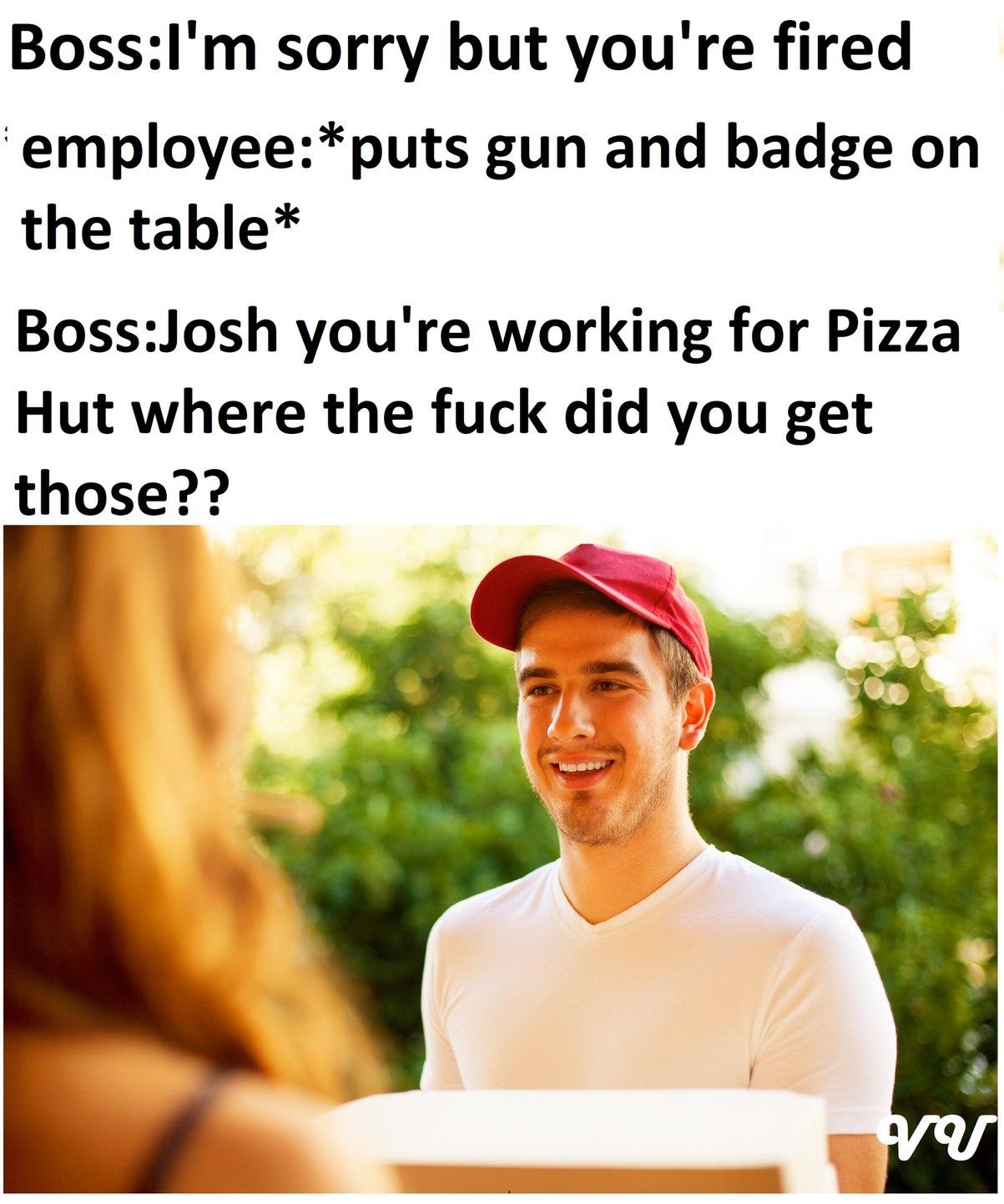 seriously Josh... - meme