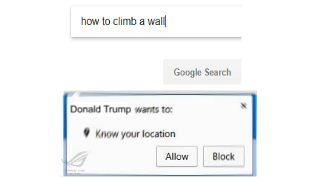 wall. - meme
