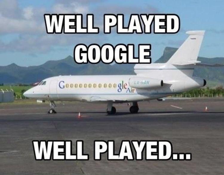 Gooooooogle - meme