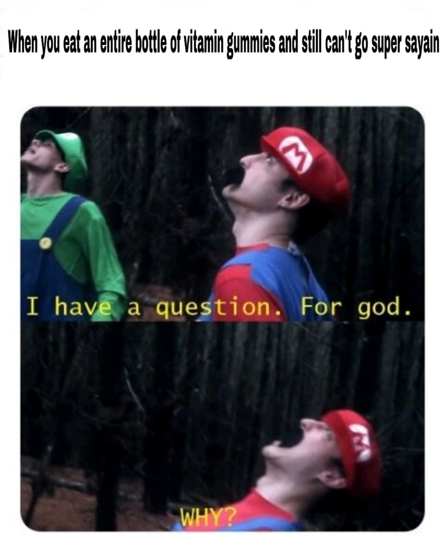 It be like that though - meme