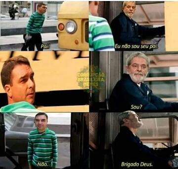 TODO MUNDO ODEIA O FLÁVIO - meme
