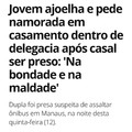 Brasil é a pra poucos