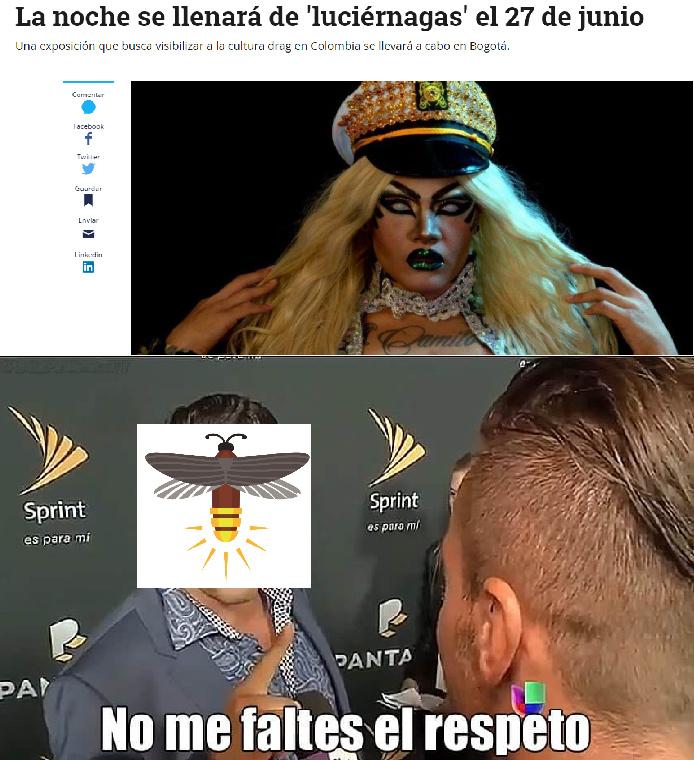 luciernagas ;-; - meme