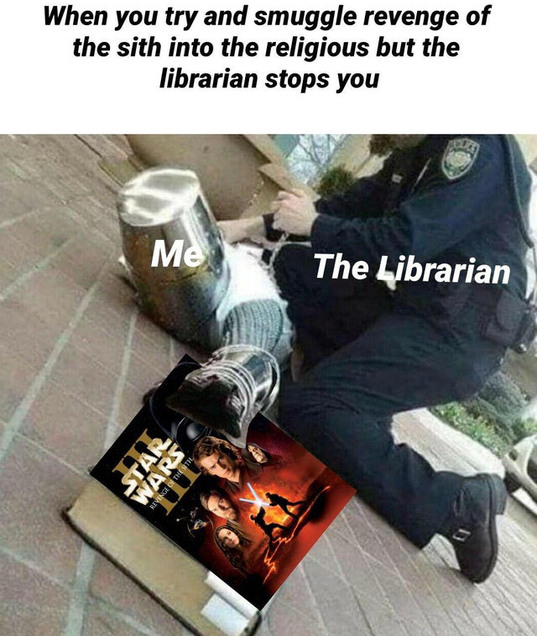 The sacred texts - meme