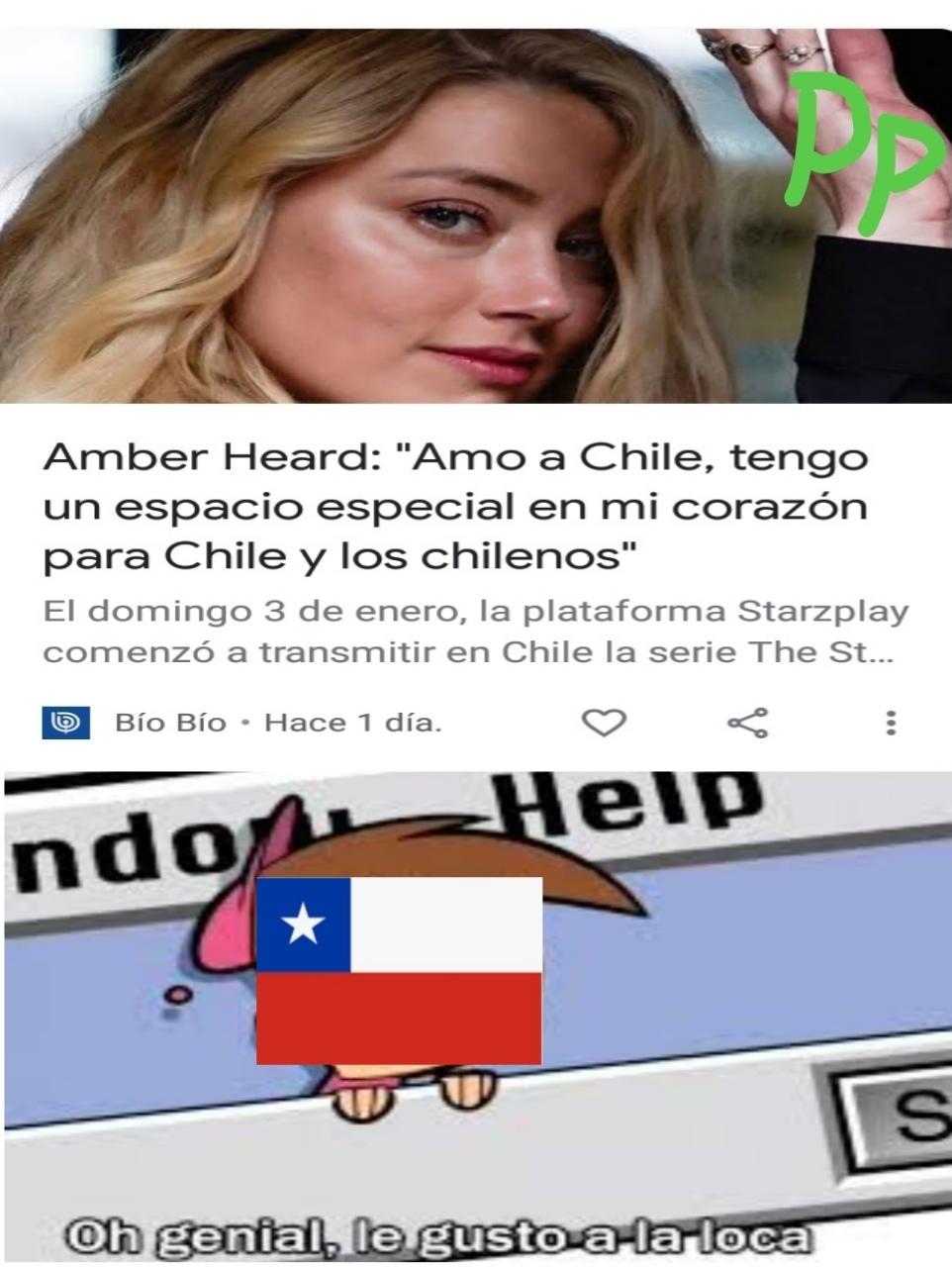 Hamber heard deja a los chilenos en paz la cronkcha de tu madre - meme