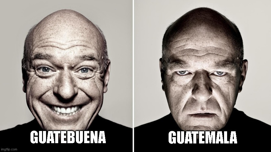Guatebuena - meme