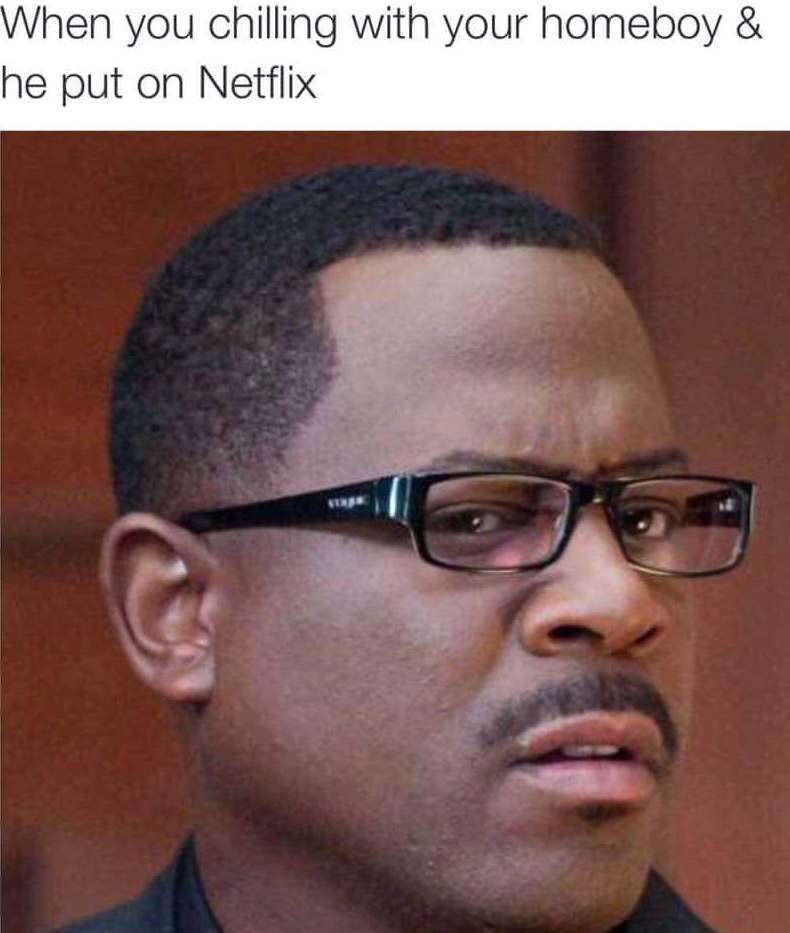 Netflix and Waitasecond - meme