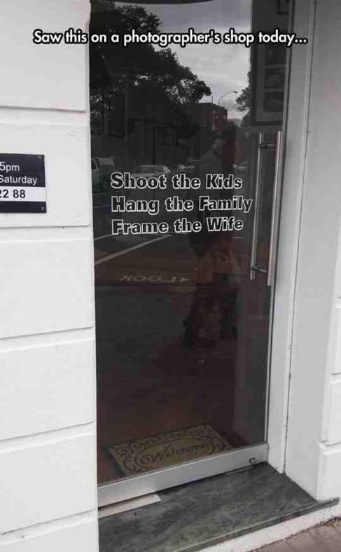 Sign of another horror plot - meme